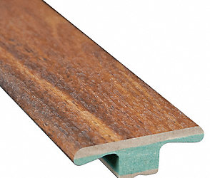 Golden Teak Laminate T-Molding